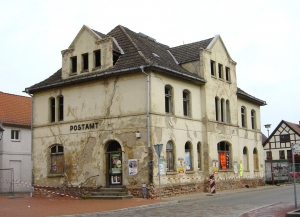 Sanierung alte Post in 19306 Neustadt Glewe