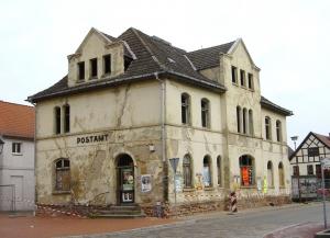 Sanierung alte Post in 19306 Neustadt Glewe