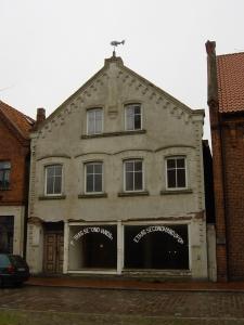 Sanierung Wohn- und Geschäftshaus in 19303 Dömitz