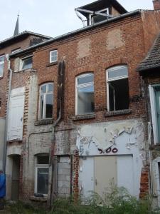 Sanierung Wohnhaus in Grabow Kirchenstr. 14