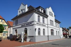 Sanierung alte Post Glewe