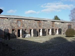 Sanierung Feldsteinscheune in 16928 Schönebeck