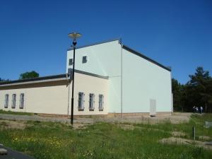 Neubau Filterhalle für das Wasserwerk in 19288 Ludwigslust
