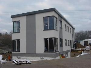 Neubau Bürogebäude in Schwerin
